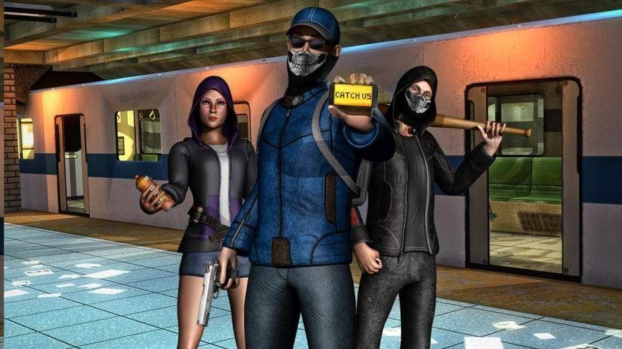 伦敦地铁犯罪小队截图1