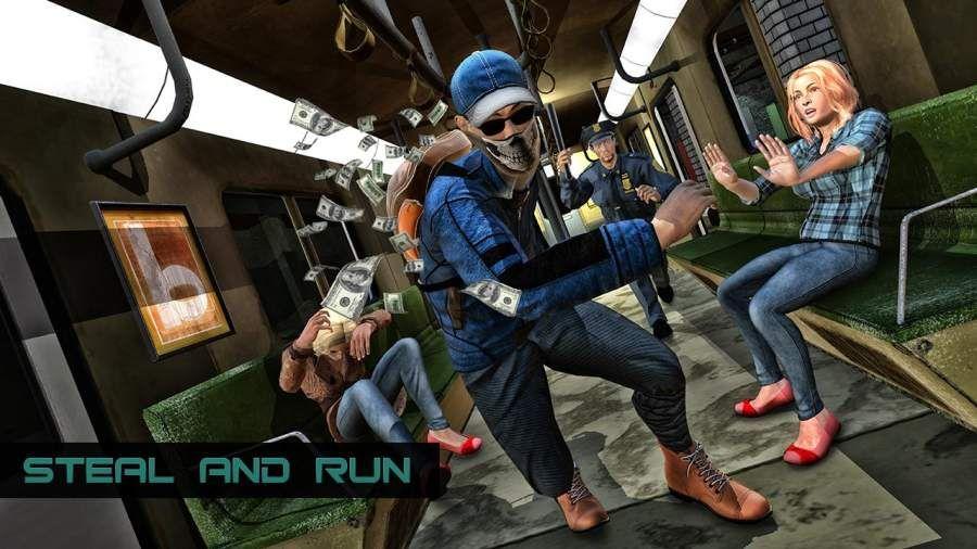 伦敦地铁犯罪小队截图2