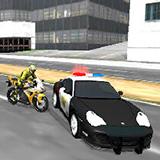 警察追击摩托党安卓版v1.1