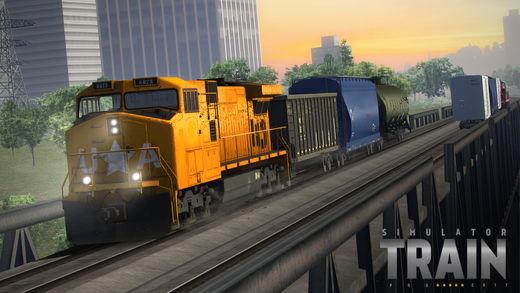火�模�M器PRO2018(Train Simulator PRO 2018)iOS版截�D4