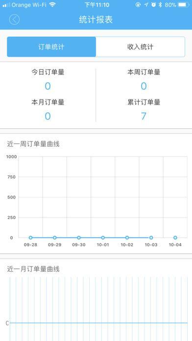 锅鸟外卖配送端iOS版截图1