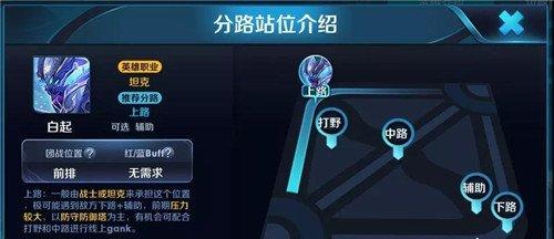 王者荣耀分路介绍系统有什么用 分路介绍系统玩法详解