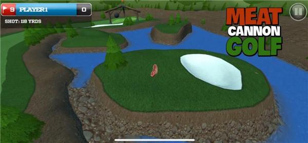 肉炮高尔夫(Meat Cannon Golf)截图5