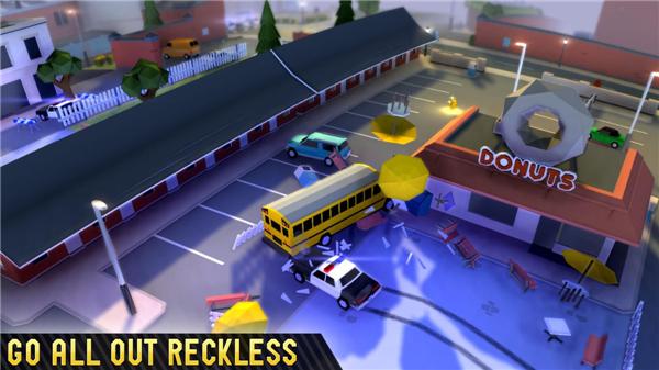 鲁莽大逃亡2(Reckless Getaway 2)苹果版截图2