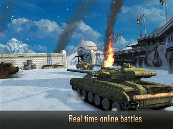 无敌大队:现代坦克截图4