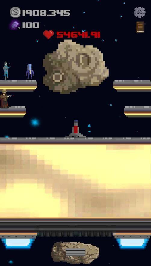太空救世主(Space Savior)iOS版截图4