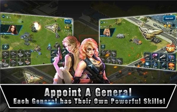 将军令:保持警觉iOS版截图2