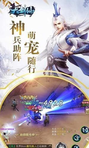 大剑仙安卓版截图4