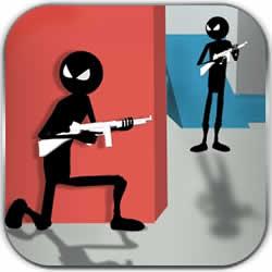 火柴人射手:火力覆盖无限金币版内购版v1.0
