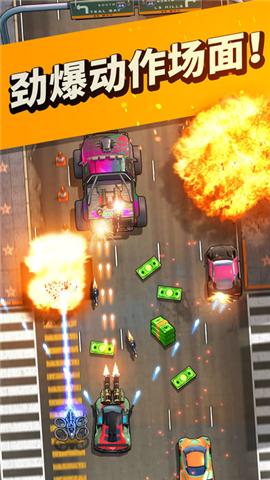 疾速快线:复仇之路的游戏截图 1