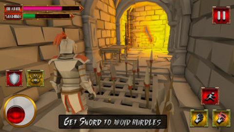 地牢猎人传奇的游戏截图 2