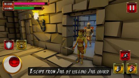 地牢猎人传奇的游戏截图 3