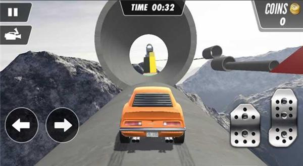 极限特技赛车的游戏截图 2