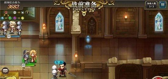 梦幻模拟战手游时空裂缝隐藏宝箱位置