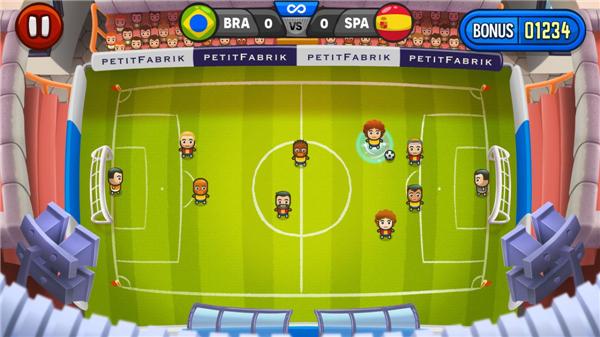 迷你世界杯的游戏截图 4