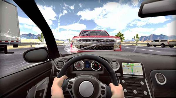 速度街道赛车的游戏截图 1