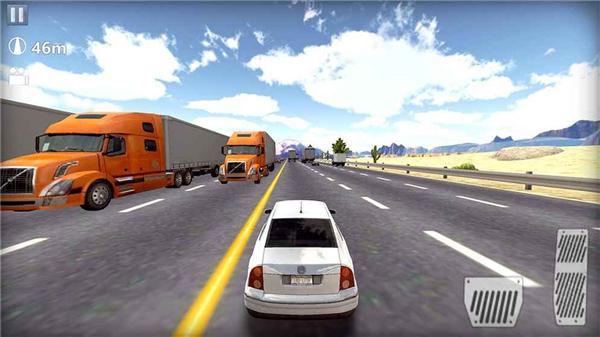 速度街道赛车的游戏截图 2