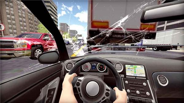 速度街道赛车的游戏截图 3