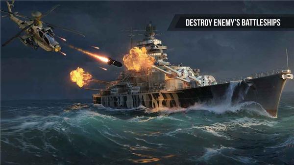 武装直升机战场模拟的游戏截图 1