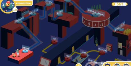 迷鹿音乐app的游戏截图 3