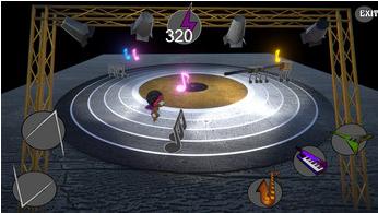 时髦的轨道的游戏截图 1