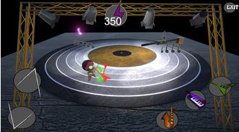 时髦的轨道的游戏截图 3