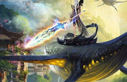 山海异兽传的游戏截图 1