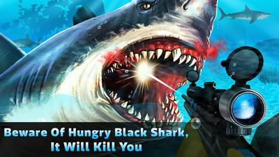 饥饿鲨捕猎的游戏截图 2