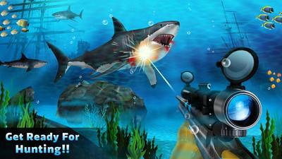 饥饿鲨捕猎的游戏截图 3
