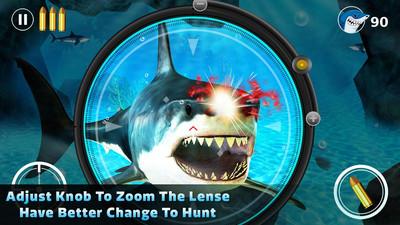 饥饿鲨捕猎的游戏截图 4