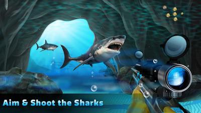 饥饿鲨捕猎的游戏截图 5