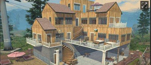 明日之后建筑设计图豪华别墅教程9100g机一览刷图片