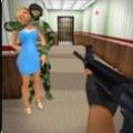 解救人质:狙击手