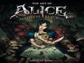 《爱丽丝疯狂回归》甜蜜而恐怖的艺术图欣赏