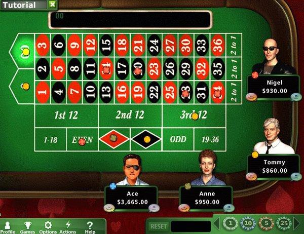 霍伊尔赌场游戏2012