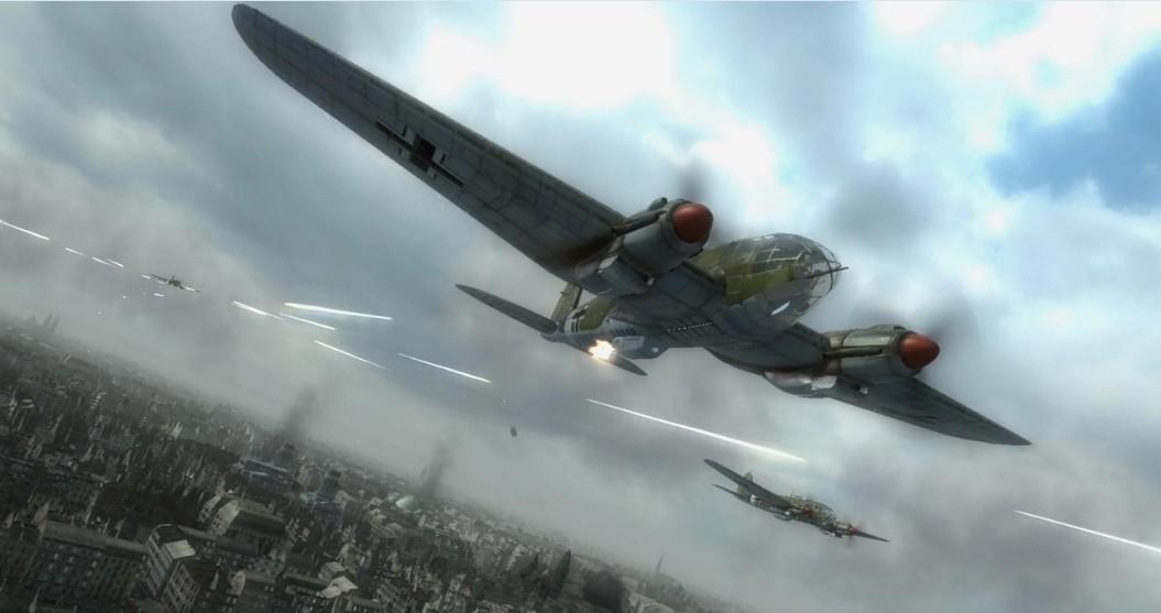 《空中冲突秘密战争》飞机游戏截图(4)