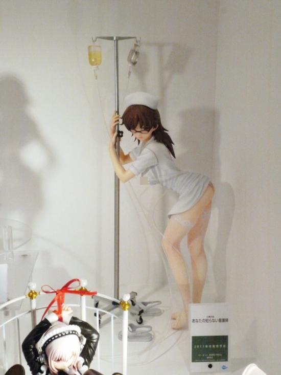 日本wf2011夏性感手办