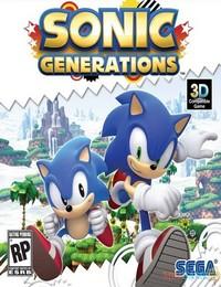 《索尼克:世代》1号2号升级档+破解补丁