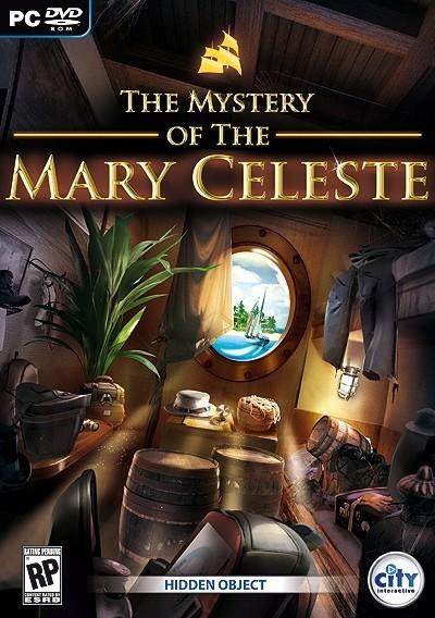 神秘的玛丽西莱斯特号