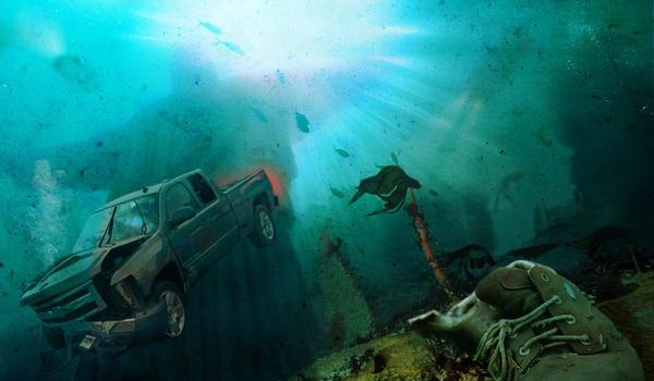 壁纸 海底 海底世界 海洋馆 水族馆 600_350