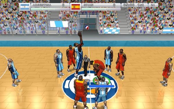 不可思议的篮球