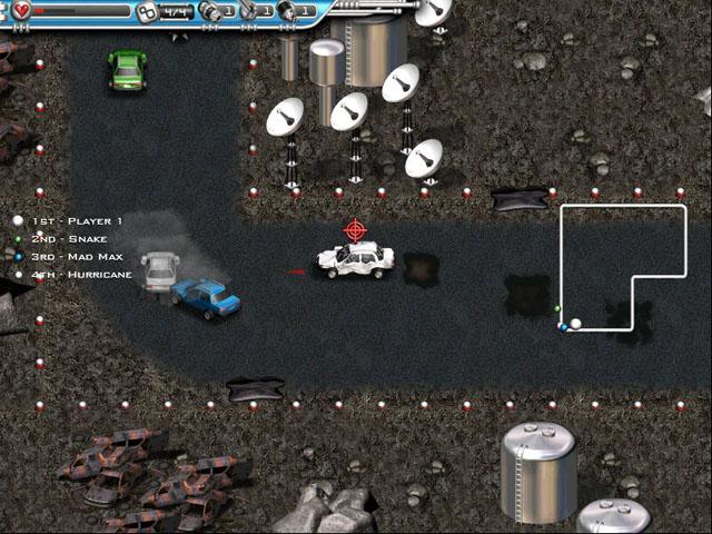 Jam XM 疯狂赛车下载 Jam XM 疯狂赛车单机游戏下载
