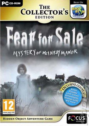 恐惧专卖:神秘的麦金罗伊庄园