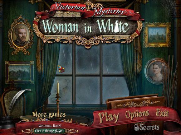 维多利亚/维多利亚之谜白衣女子游戏相关文章