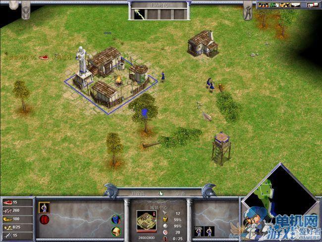 帝国时代3中文版下载 帝国时代3中文版单机游戏下载