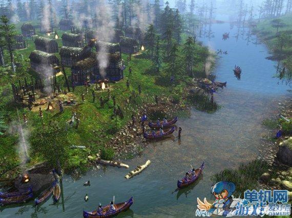 帝国时代3酋长下载 帝国时代3酋长单机游戏下载