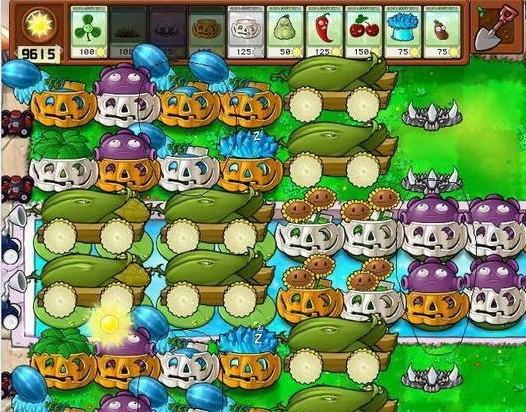 植物大战僵尸3下载_植物大战僵尸3单机游戏下载