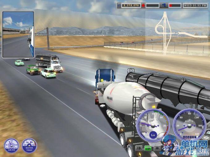 18轮大卡车2_18轮大卡车搬运能手完整版