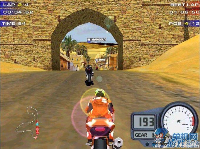 Moto Racer 2 1999/Русский Racing скачать торрент бесплатно.