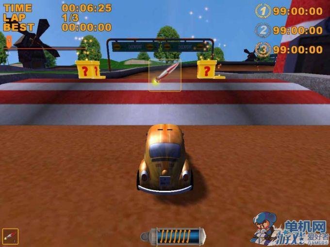 疯狂玩具车下载_疯狂玩具车单机游戏下载